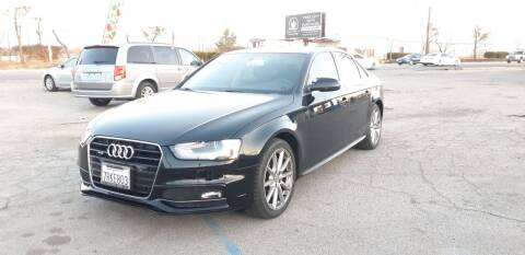 2016 Audi A4 for sale at Autosales Kingdom in Lancaster CA
