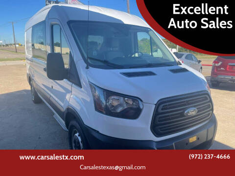 2016 Ford Transit Cargo for sale at Excellent Auto Sales in Grand Prairie TX