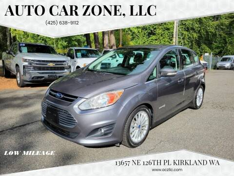 2013 Ford C-MAX Hybrid for sale at Auto Car Zone, LLC in Kirkland WA