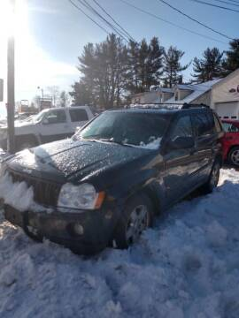 2006 Jeep Grand Cherokee for sale at E & K Automotive in Derry NH