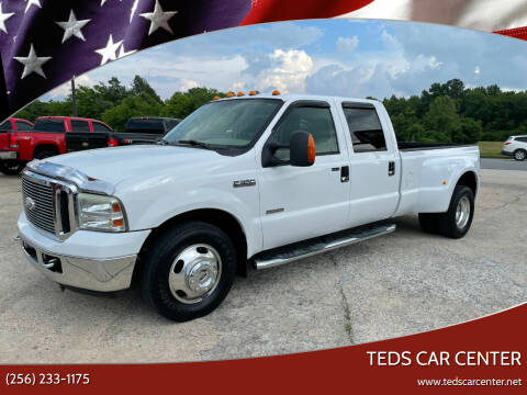 2006 Ford F-350 Super Duty for sale at TEDS CAR CENTER in Athens AL