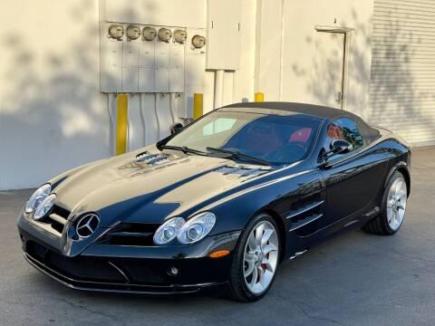 2008 Mercedes-Benz SLR for sale at Corsa Exotics Inc in Montebello CA