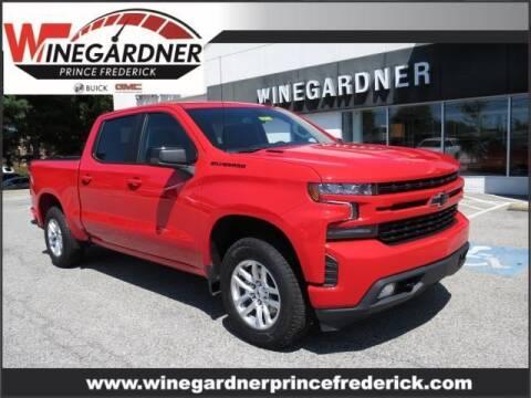 2021 Chevrolet Silverado 1500 for sale at Winegardner Auto Sales in Prince Frederick MD