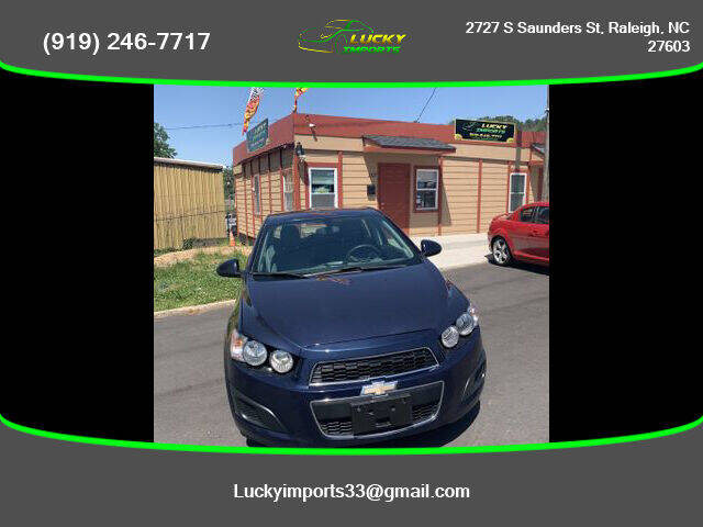 2015 Chevrolet Sonic for sale in Raleigh, NC