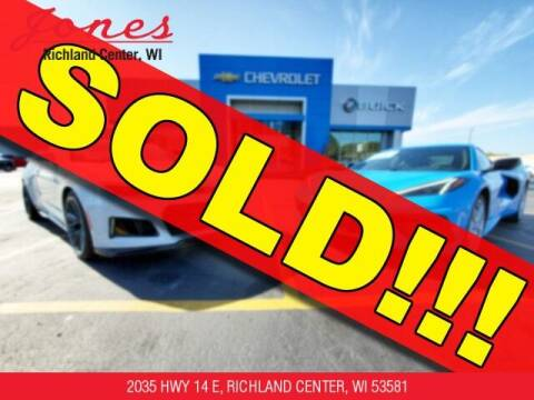 2022 Chevrolet Corvette for sale at Jones Chevrolet Buick Cadillac in Richland Center WI