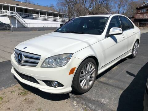 2009 Mercedes-Benz C-Class for sale at JB Auto Sales in Schenectady NY