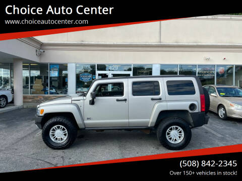 2009 HUMMER H3 for sale at Choice Auto Center in Shrewsbury MA