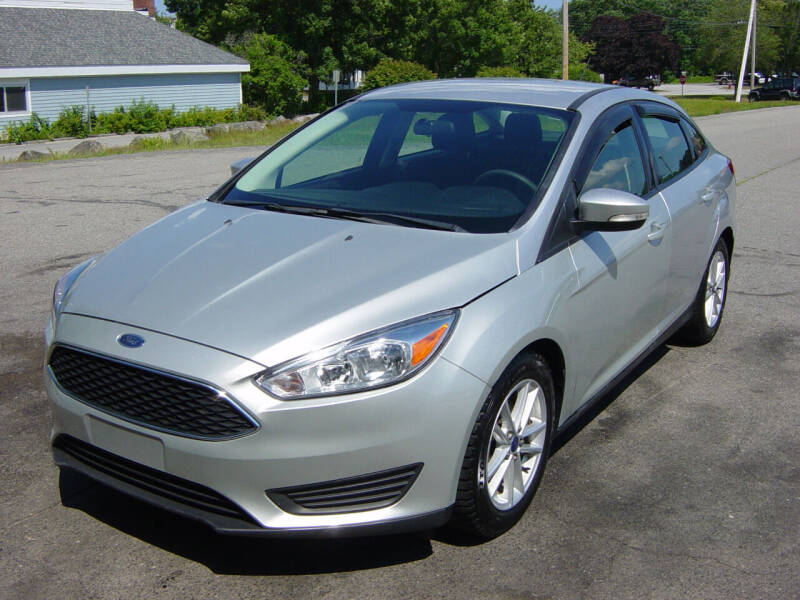 2017 Ford Focus for sale at North South Motorcars in Seabrook NH