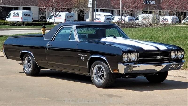 1970 Chevrolet El Camino for sale in Lenexa, KS