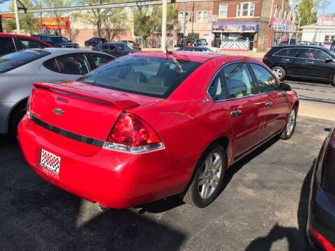 2007 Chevrolet Impala for sale at GREAT AUTO RACE in Chicago IL
