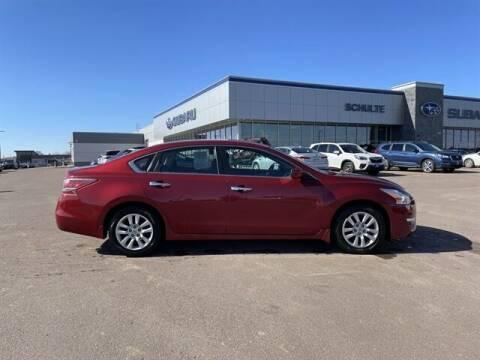 2015 Nissan Altima for sale at Schulte Subaru in Sioux Falls SD
