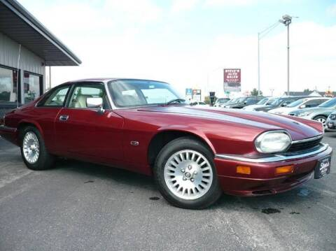 1995 Jaguar XJ-Series for sale at STEVE'S AUTO SALES INC - Regular Inventory in Scottsbluff NE