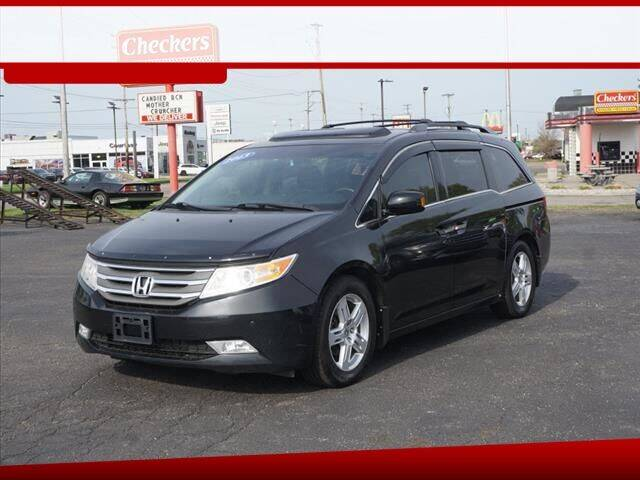 2013 Honda Odyssey for sale at Autowest of GR in Grand Rapids MI