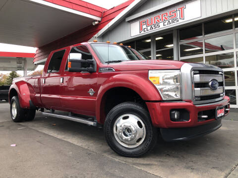 2014 Ford F-450 Super Duty for sale at Furrst Class Cars LLC  - Independence Blvd. in Charlotte NC