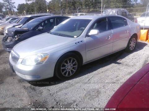 2009 Buick Lucerne for sale at JacksonvilleMotorMall.com in Jacksonville FL