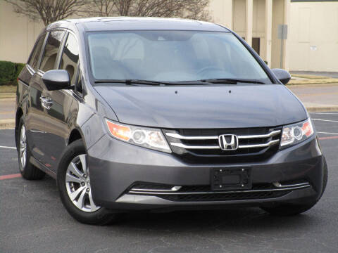 2015 Honda Odyssey for sale at Ritz Auto Group in Dallas TX