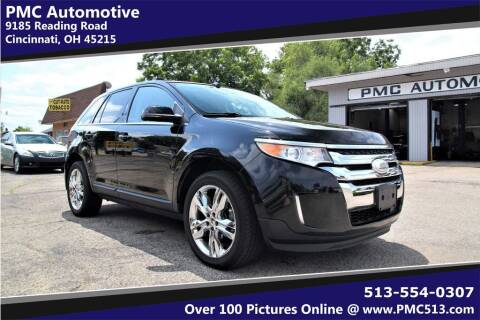 2013 Ford Edge for sale at PMC Automotive in Cincinnati OH