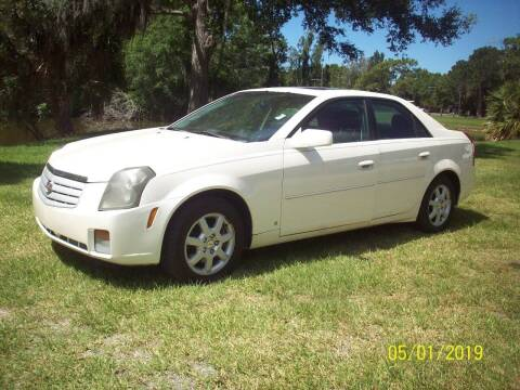 2007 Cadillac CTS for sale at Bargain Auto Mart Inc. in Kenneth City FL