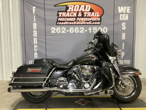 2006 Harley-Davidson® FLHTCUI - Ultra Classic®  for sale at Road Track and Trail in Big Bend WI