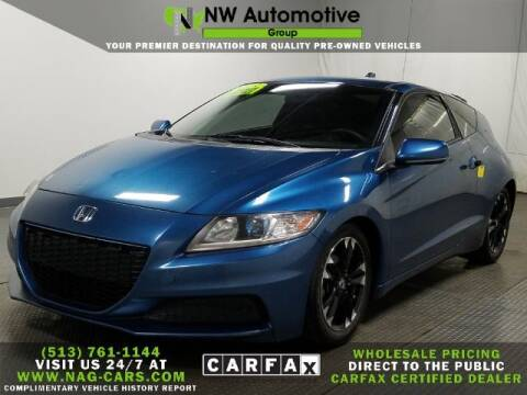 2015 Honda CR-Z for sale at NW Automotive Group in Cincinnati OH