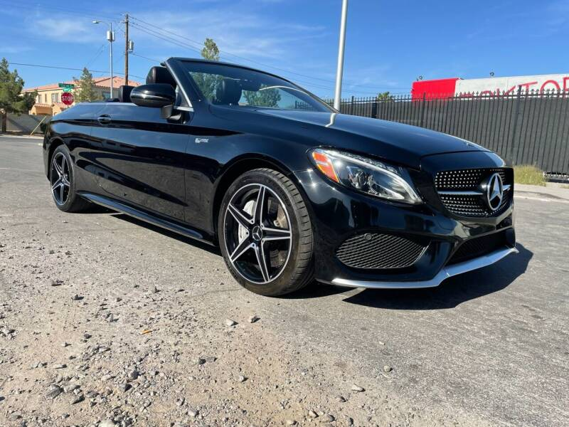 2018 Mercedes-Benz C-Class for sale at Boktor Motors in Las Vegas NV