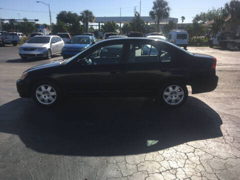 2002 Honda Civic for sale at CAR-RIGHT AUTO SALES INC in Naples FL