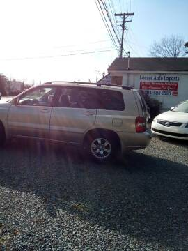 2005 Toyota Highlander for sale at Locust Auto Imports in Locust NC