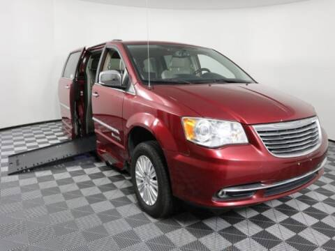 2014 Chrysler Town and Country for sale at AMS Vans in Tucker GA
