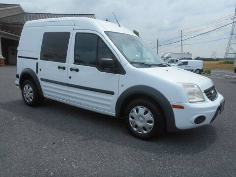 2013 Ford Transit Connect for sale at Nye Motor Company in Manheim PA