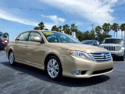 2011 Toyota Avalon for sale at Select Autos Inc in Fort Pierce FL