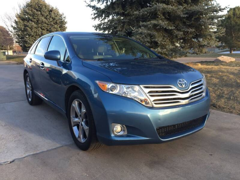 2010 Toyota Venza for sale at Blue Star Auto Group in Frederick CO