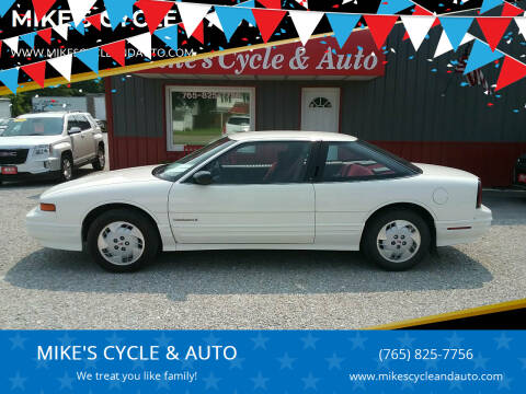 1992 Oldsmobile Cutlass Supreme for sale at MIKE'S CYCLE & AUTO in Connersville IN