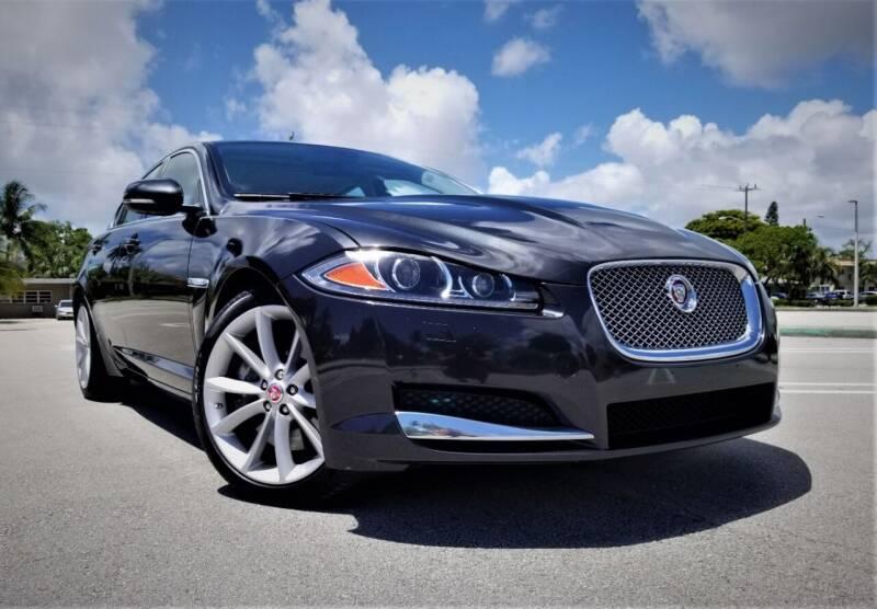 2015 Jaguar XF for sale at Progressive Motors in Pompano Beach FL
