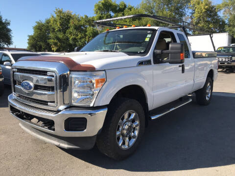 2011 Ford F-350 Super Duty for sale at EXPRESS CREDIT MOTORS in San Jose CA