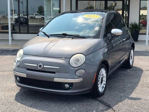 2012 FIAT 500 for sale at Nelson Car Country in Bixby OK