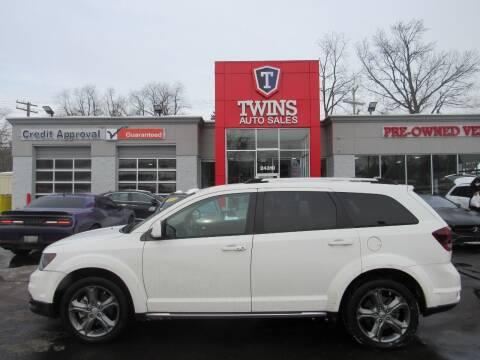 2017 Dodge Journey for sale at Twins Auto Sales Inc in Detroit MI
