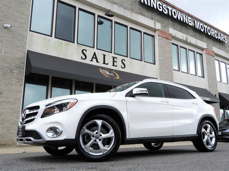 2018 Mercedes-Benz GLA for sale in Manassas, VA