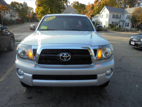 2011 Toyota Tacoma for sale at Washington Street Auto Sales in Canton MA