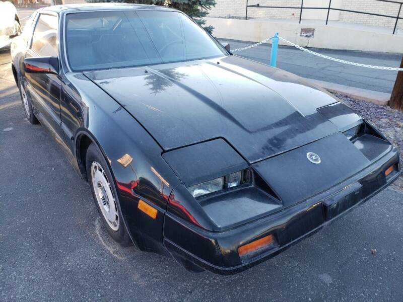 1986 Nissan 300ZX for sale at Freds Auto Sales LLC in Carson City NV