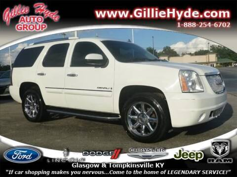2007 GMC Yukon for sale at Gillie Hyde Auto Group in Glasgow KY