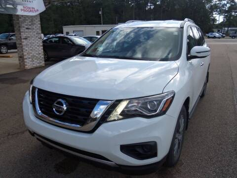 2020 Nissan Pathfinder for sale at Howell Buick GMC Nissan - New Nissan in Summit MS