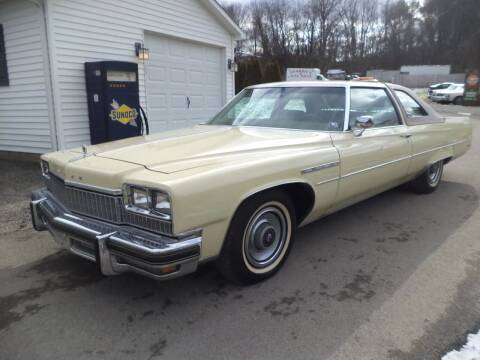1975 Buick Electra for sale at STARRY'S AUTO SALES in New Alexandria PA