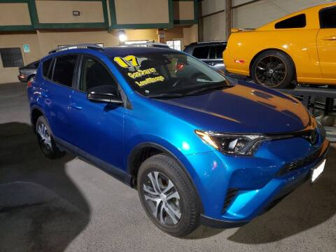 2017 Toyota RAV4 for sale at Showcase Luxury Cars II in Fresno CA