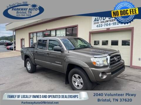 2010 Toyota Tacoma for sale at PARKWAY AUTO SALES OF BRISTOL in Bristol TN