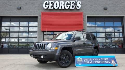 2016 Jeep Patriot for sale at George's Used Cars - Pennsylvania & Allen in Brownstown MI