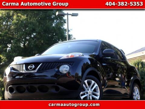 2014 Nissan JUKE for sale at Carma Auto Group in Duluth GA
