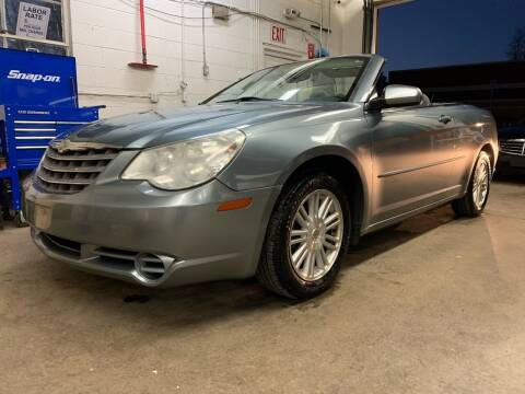 2008 Chrysler Sebring for sale at Auto Warehouse in Poughkeepsie NY