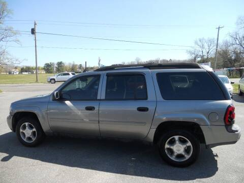 2006 Chevrolet TrailBlazer EXT for sale at All Cars and Trucks in Buena NJ