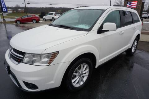 2017 Dodge Journey for sale at MyEzAutoBroker.com in Mount Vernon OH