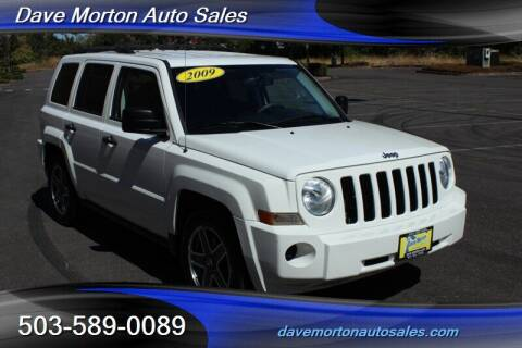 2009 Jeep Patriot for sale at Dave Morton Auto Sales in Salem OR